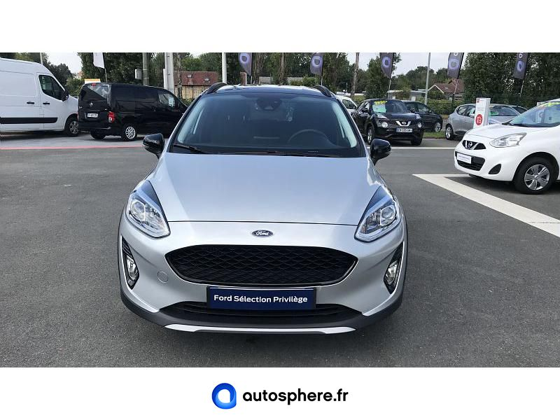 FORD FIESTA ACTIVE 1.0 ECOBOOST 85CH S&S 4CV EURO6.2 - Miniature 5