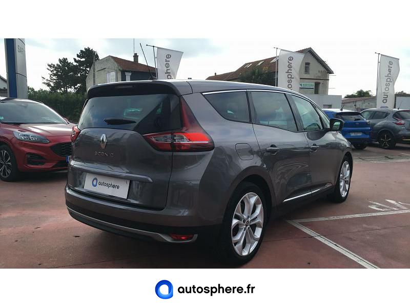 RENAULT GRAND SCENIC 1.7 BLUE DCI 120CH BUSINESS 7 PLACES - Miniature 2
