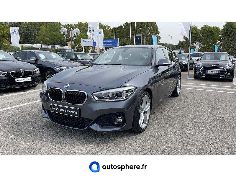 BMW SERIE 1 114D 95CH M SPORT 5P - Miniature 1