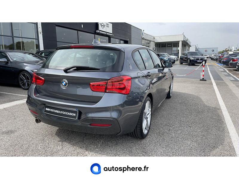 BMW SERIE 1 114D 95CH M SPORT 5P - Miniature 2