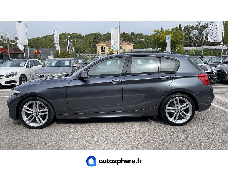 BMW SERIE 1 114D 95CH M SPORT 5P - Miniature 3