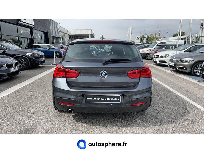 BMW SERIE 1 114D 95CH M SPORT 5P - Miniature 4