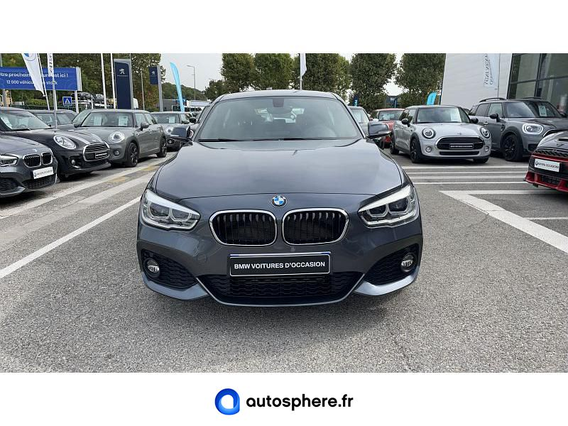 BMW SERIE 1 114D 95CH M SPORT 5P - Miniature 5