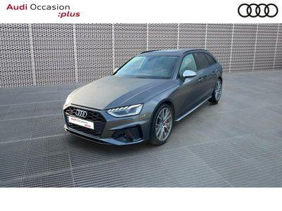 Audi S4 Avant 3.0 TDI 347ch quattro tiptronic 8 occasion