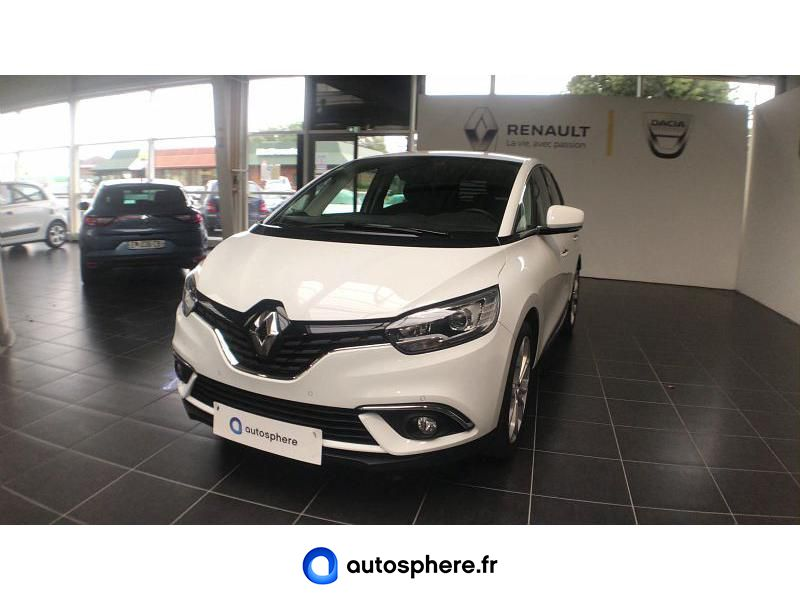 RENAULT SCENIC 1.7 BLUE DCI 120CH BUSINESS - 21 - Miniature 1