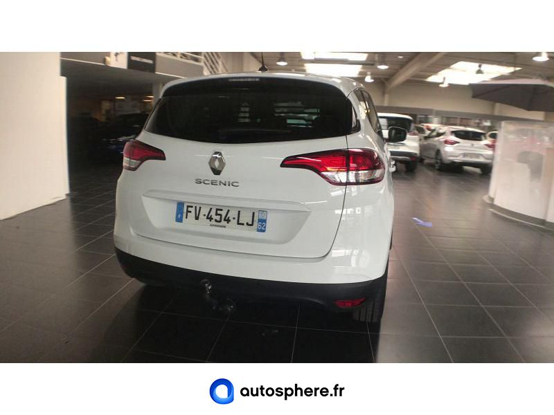 RENAULT SCENIC 1.7 BLUE DCI 120CH BUSINESS - 21 - Miniature 2