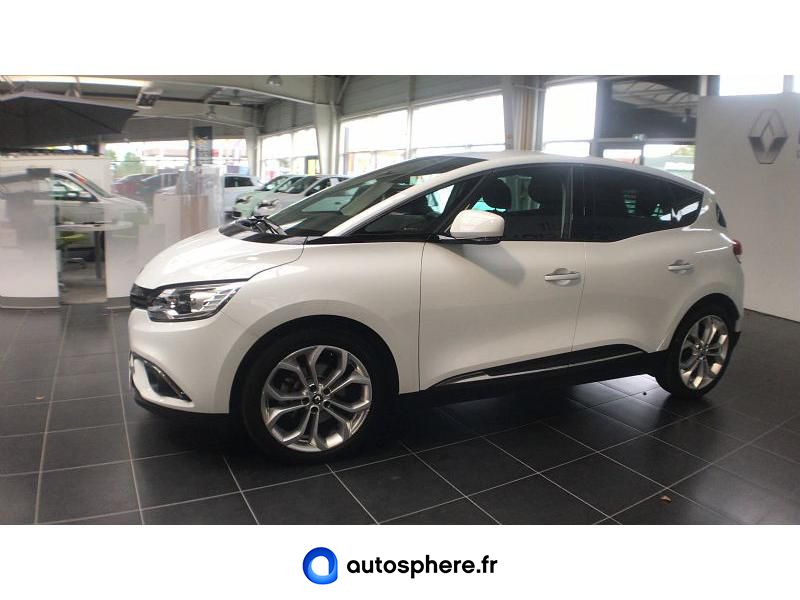 RENAULT SCENIC 1.7 BLUE DCI 120CH BUSINESS - 21 - Miniature 3