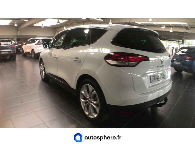 RENAULT SCENIC 1.7 BLUE DCI 120CH BUSINESS - 21 - Miniature 4