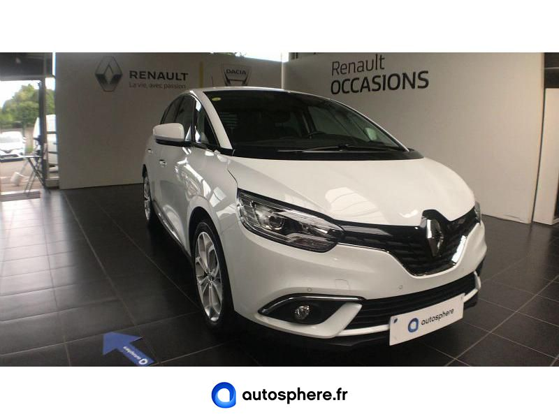 RENAULT SCENIC 1.7 BLUE DCI 120CH BUSINESS - 21 - Miniature 5