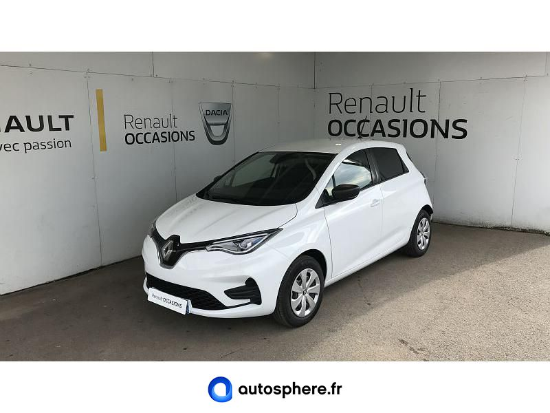 RENAULT ZOE LIFE CHARGE NORMALE R110 ACHAT INTéGRAL - 20 - Miniature 1