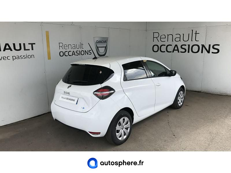 RENAULT ZOE LIFE CHARGE NORMALE R110 ACHAT INTéGRAL - 20 - Miniature 2