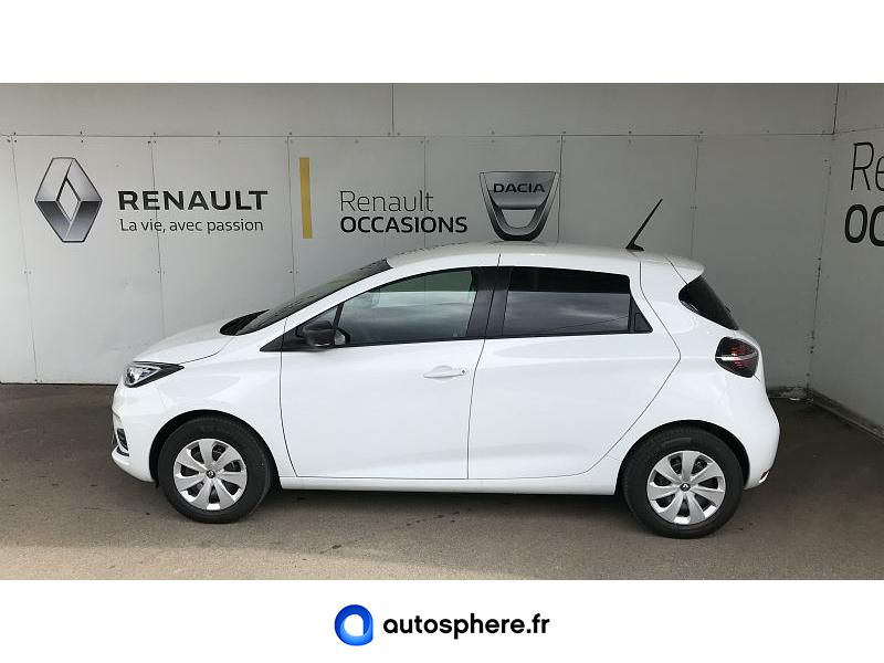 RENAULT ZOE LIFE CHARGE NORMALE R110 ACHAT INTéGRAL - 20 - Miniature 3