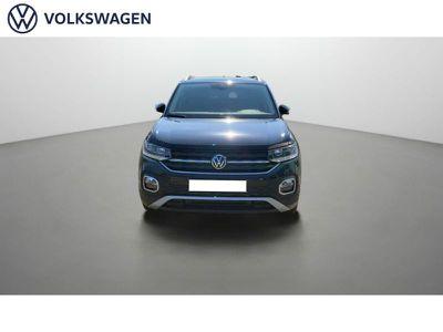Volkswagen T-cross 1.0 TSI 110ch Carat occasion