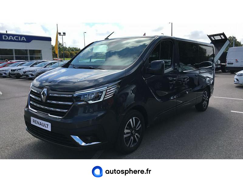 RENAULT TRAFIC SPACECLASS L2 2.0 DCI 150CH ENERGY S&S 8 PLACES - Miniature 1