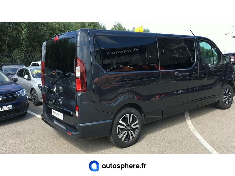 RENAULT TRAFIC SPACECLASS L2 2.0 DCI 150CH ENERGY S&S 8 PLACES - Miniature 2