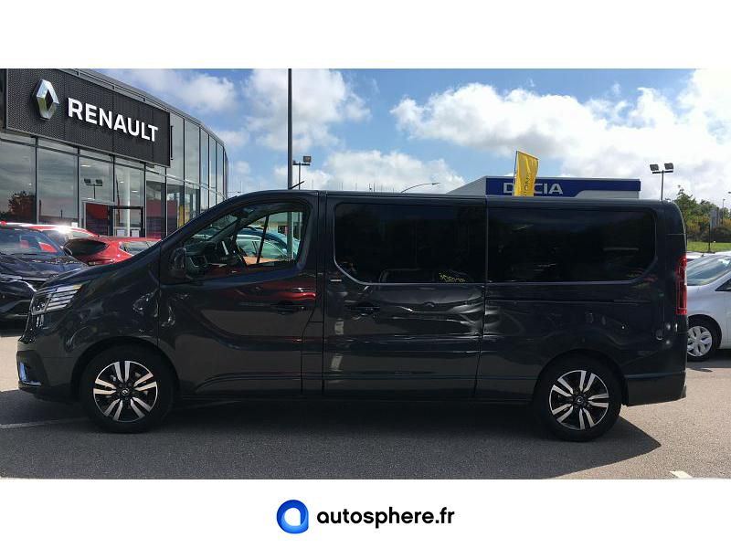 RENAULT TRAFIC SPACECLASS L2 2.0 DCI 150CH ENERGY S&S 8 PLACES - Miniature 3