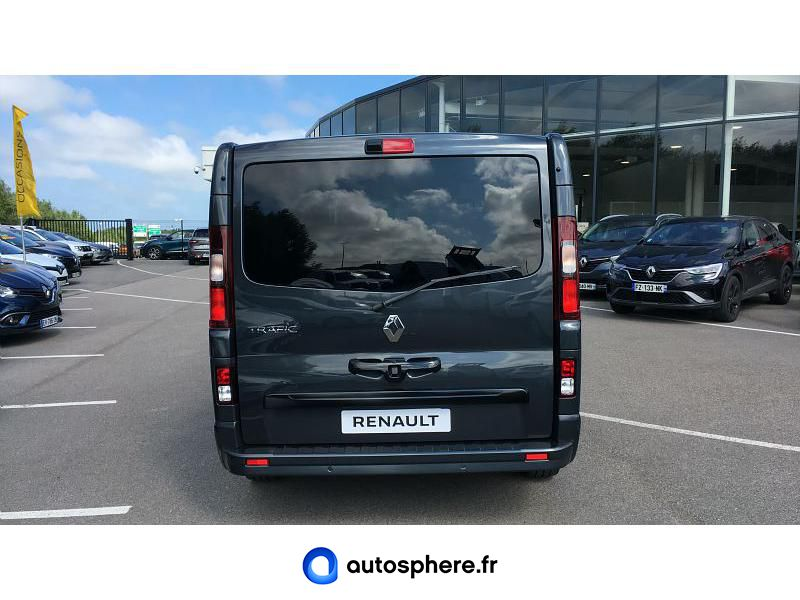 RENAULT TRAFIC SPACECLASS L2 2.0 DCI 150CH ENERGY S&S 8 PLACES - Miniature 4