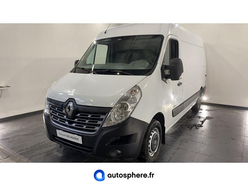 RENAULT MASTER F3300 L2H2 2.3 DCI 145CH ENERGY GRAND CONFORT EURO6 - Miniature 1