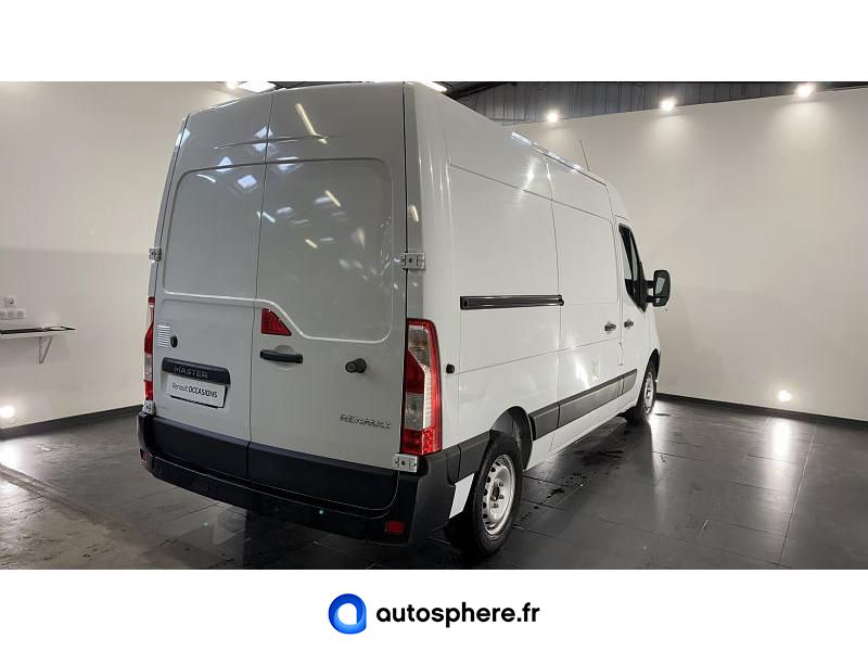 RENAULT MASTER F3300 L2H2 2.3 DCI 145CH ENERGY GRAND CONFORT EURO6 - Miniature 2