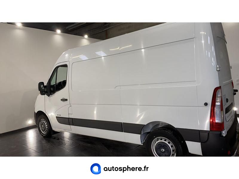 RENAULT MASTER F3300 L2H2 2.3 DCI 145CH ENERGY GRAND CONFORT EURO6 - Miniature 3