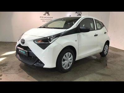 Toyota Aygo 1.0 VVT-i 72ch x-play 5P MY19 occasion