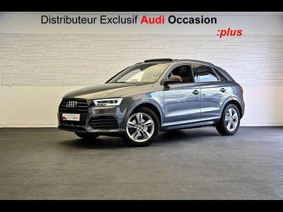 Audi Q3 1.4 TFSI 150ch COD Midnight Series S tronic 6 occasion