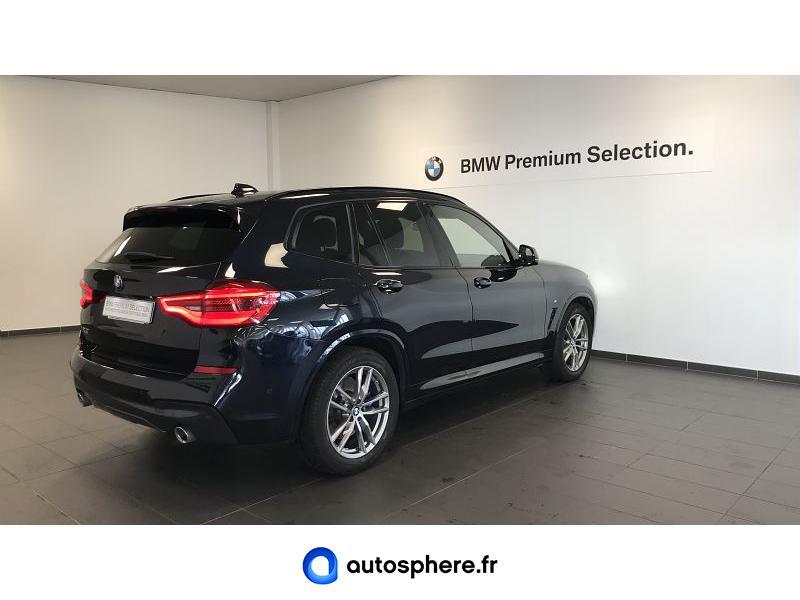 BMW X3 XDRIVE30DA 265CH  M SPORT - Miniature 2