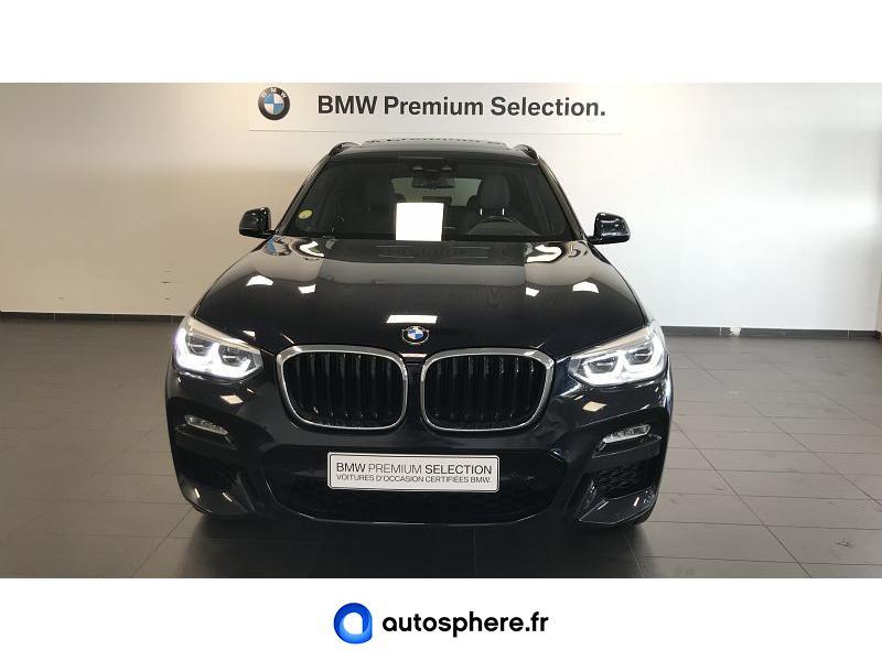 BMW X3 XDRIVE30DA 265CH  M SPORT - Miniature 5