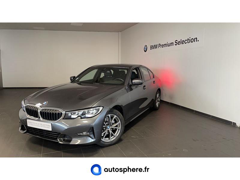 BMW SERIE 3 318DA MH 150CH EDITION SPORT - Miniature 1