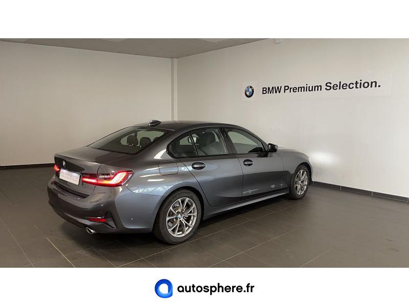 BMW SERIE 3 318DA MH 150CH EDITION SPORT - Miniature 2
