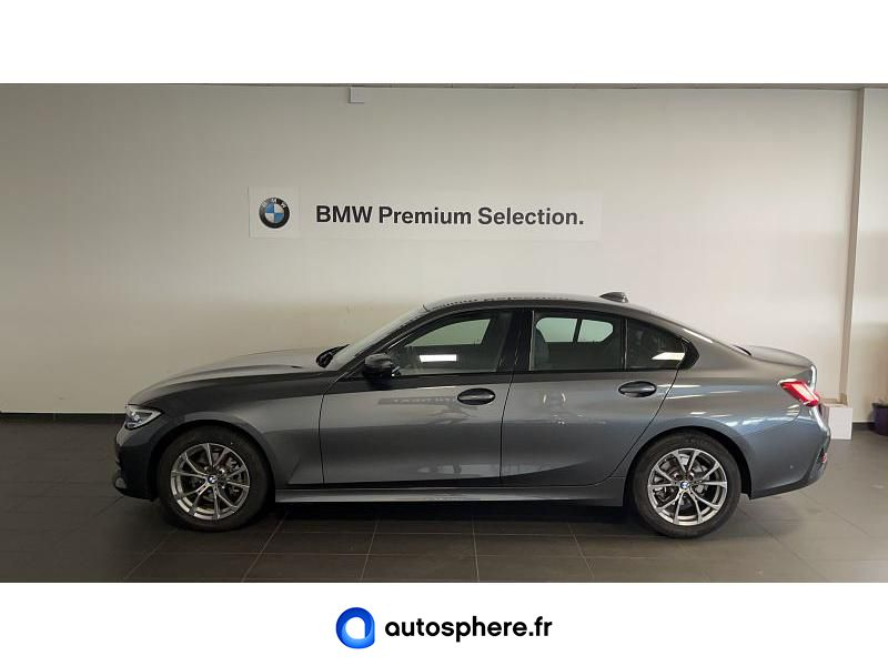 BMW SERIE 3 318DA MH 150CH EDITION SPORT - Miniature 3