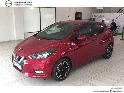 Nissan Micra 1.0 IG-T 92ch Tekna 2021 occasion