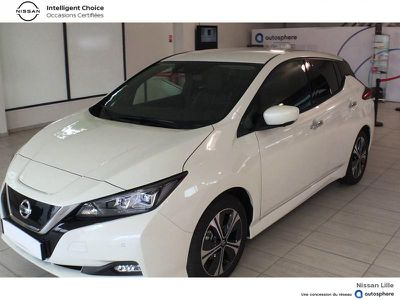 Nissan Leaf 150ch 40kWh Tekna 21.5 occasion