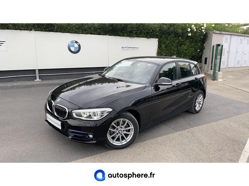 BMW SERIE 1 116DA 116CH BUSINESS DESIGN 5P EURO6C - Miniature 1