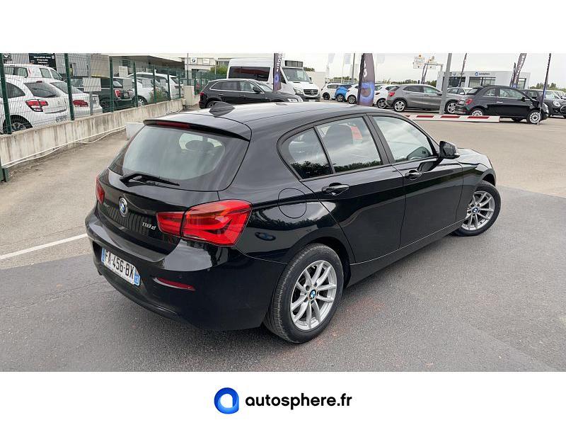 BMW SERIE 1 116DA 116CH BUSINESS DESIGN 5P EURO6C - Miniature 2