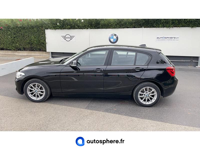 BMW SERIE 1 116DA 116CH BUSINESS DESIGN 5P EURO6C - Miniature 3