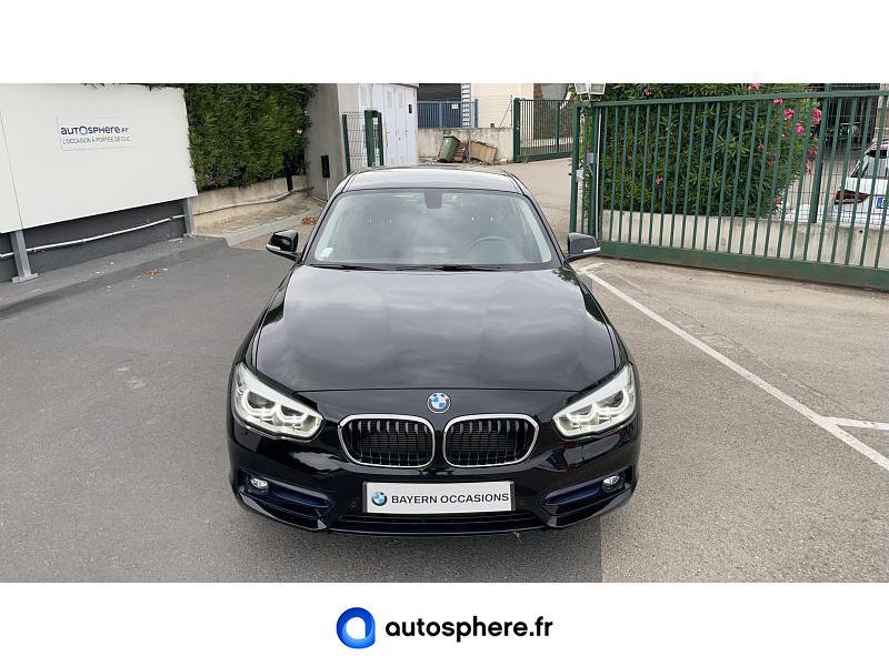 BMW SERIE 1 116DA 116CH BUSINESS DESIGN 5P EURO6C - Miniature 5