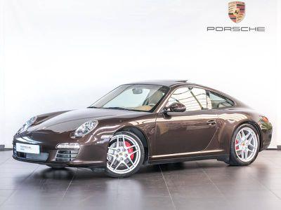 Porsche 911 Coupe Carrera 4S PDK occasion