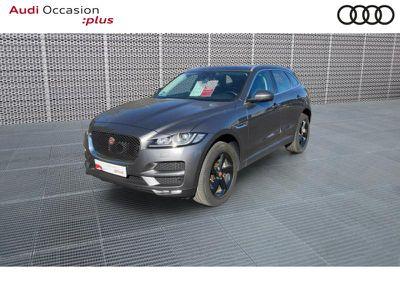 Jaguar F-pace 2.0D 180ch Prestige AWD BVA8 occasion