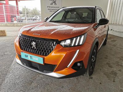 Peugeot 2008 1.5 BlueHDi 110ch S&S GT occasion