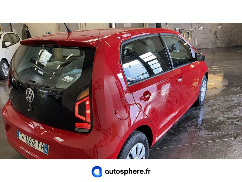 VOLKSWAGEN UP! 1.0 60CH BLUEMOTION TECHNOLOGY MOVE UP! 5P - Miniature 2