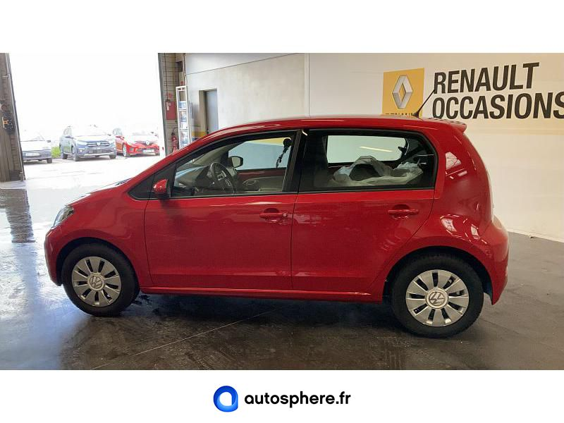 VOLKSWAGEN UP! 1.0 60CH BLUEMOTION TECHNOLOGY MOVE UP! 5P - Miniature 3
