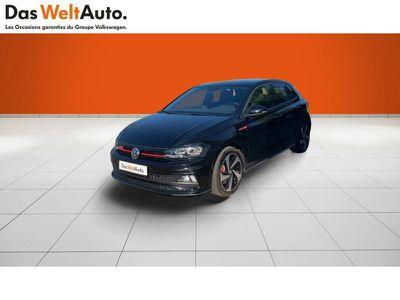 Volkswagen Polo 2.0 TSI 200ch GTI DSG6 Euro6d-T occasion