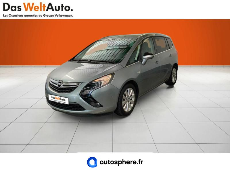 OPEL ZAFIRA TOURER 1.4 TURBO 140CH ECOFLEX COSMO PACK START/STOP 7 PLACES - Photo 1