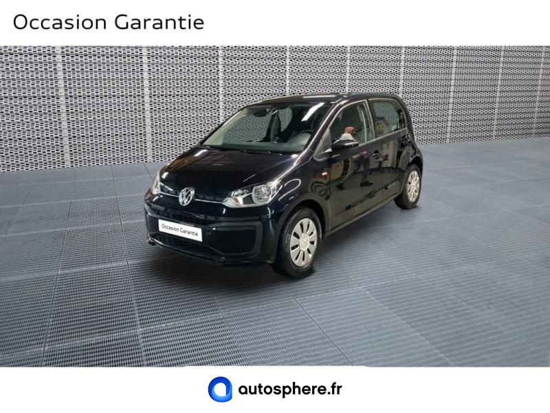 VOLKSWAGEN UP! 1.0 75CH BLUEMOTION TECHNOLOGY UP! CONNECT 5P - Photo 1