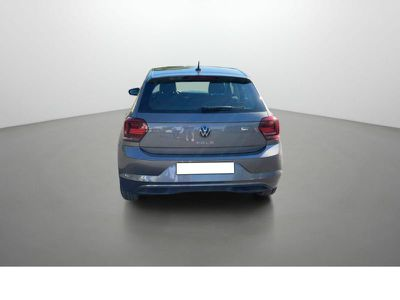 VOLKSWAGEN POLO 1.0 80CH EDITION 2021 EURO6DT - Miniature 4