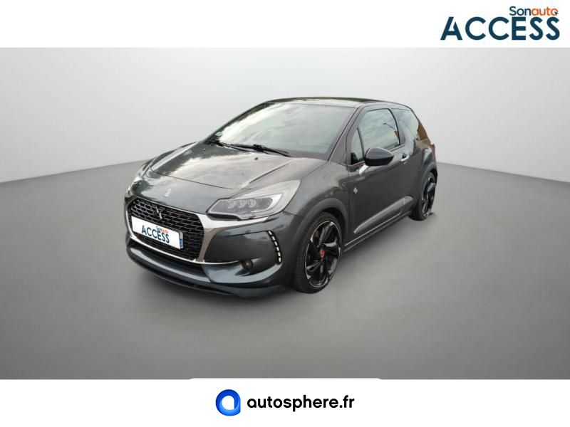 DS DS 3 THP 208CH PERFORMANCE S&S - Photo 1