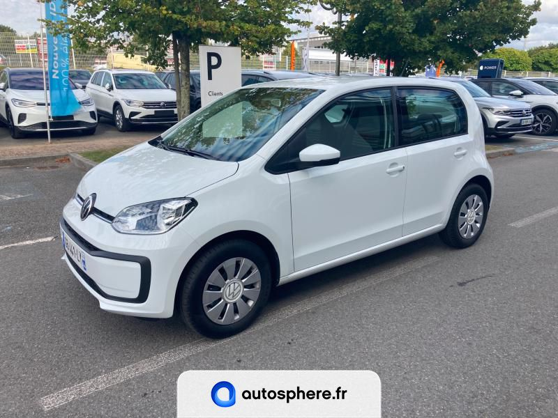 VOLKSWAGEN UP! 1.0 68CH GNV BLUEMOTION TECHNOLOGY LOUNGE 5P - Photo 1