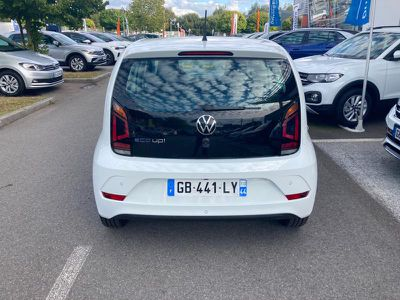VOLKSWAGEN UP! 1.0 68CH GNV BLUEMOTION TECHNOLOGY LOUNGE 5P - Miniature 4