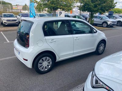 VOLKSWAGEN UP! 1.0 68CH GNV BLUEMOTION TECHNOLOGY LOUNGE 5P - Miniature 5